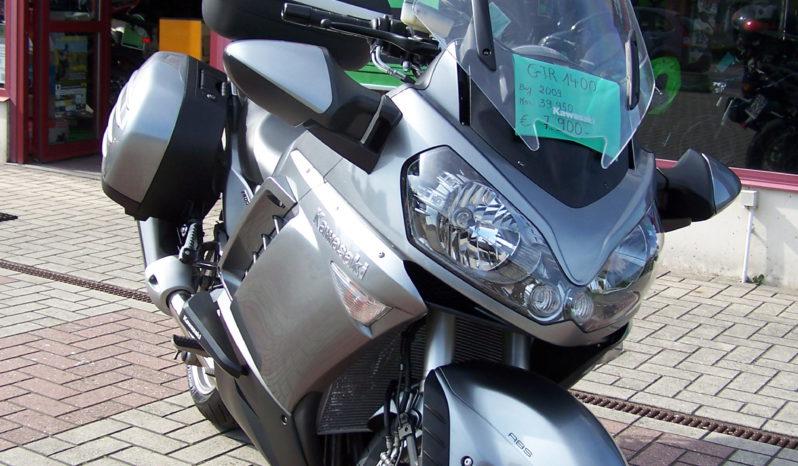 Kawasaki 1400GTR 2009 full