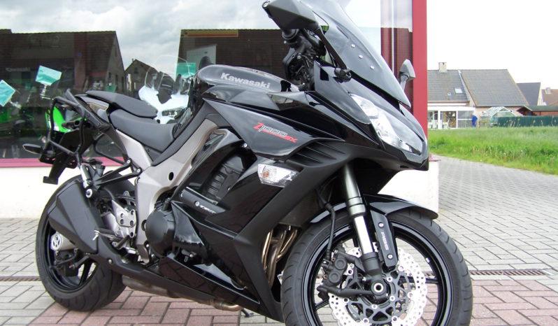 Kawasaki Z1000SX Tourer 2011 full