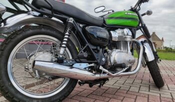 Kawasaki W800S full